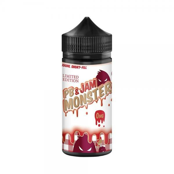 PB JAM MONSTER SHORT FILL E-LIQUID